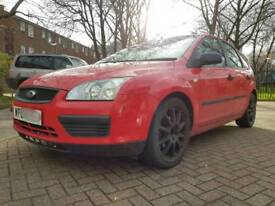 Ford focus 55plate 1.6