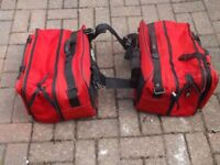 Large Oxford First Time Sports Panniers.