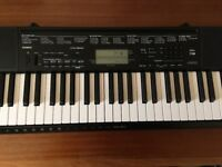 Casio CTK-3600 electric keyboard as new