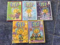 Fifi and the Flowertots DVDS