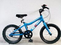 "(2731) 16"" Lightweight Aluminium RIDGEBACK MX16 Boys Girls Childs Bike Bicycle Age: 5-7, 105-120 cm"