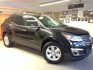 2013 Chevrolet Traverse 1LT 1 OWNER LOCAL TRADE!!