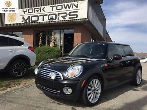 2010 MINI Cooper Hardtop Mayfair Edition | NO ACCIDENTS | LOW KM