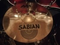 "Sabian AAX Stage crash 16"" in very good condition"
