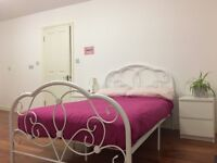 double bedroom 1 min from station