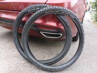 Schwalbe Black Jack bike tyres
