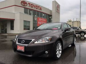 2013 Lexus IS 350 REDUCED!350 AWD|Tech|Nav|New Tires!