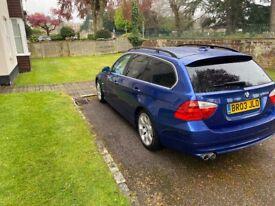 image for BMW, 3 SERIES, Estate, 2007, Manual, 2993 (cc), 5 doors