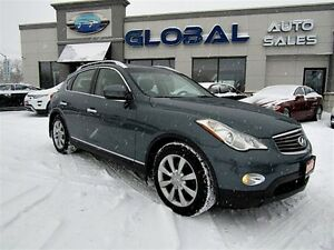 2008 Infiniti EX35 Luxury LEATHER SUNROOF ALL WHEEL DRIVE