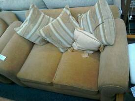 2 two seater sofa's #27728 £189
