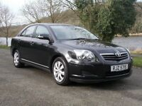 Toyota avensis t3x d4d 2007 full service history mint condition