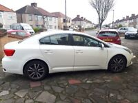 Toyota Avensis 2014 BUSINESS EDITION. 2.0 Diesel, Manual. 39,600 Miles. Mint Condition. Full Service