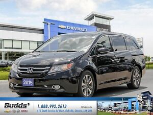 2015 Honda Odyssey Touring Safety and Re-Conditioned