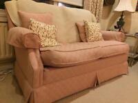 2 seater sofa, £1100 new... £95!