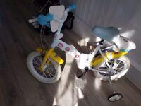 Unisex Peppa pig bike