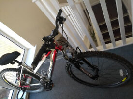 Marin Palisades Trail ladies bike, excellent cond., used approx 6 times.
