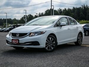 2013 Honda Civic LX Sedan 5-Speed MT