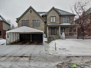 660 000$ - Maison 2 étages à vendre à La Prairie