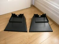 Pair Of Quality Speaker Stands Crown Merton Weymouth