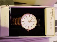New look, ladies watch (brand new with tags) RRP £17.99. Quick sale.