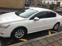 peugeot 508 1.6 disel automatic pco ready