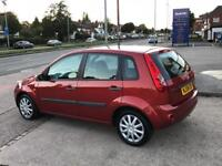 ford fiesta 1.4 diesel one yers tax only £30 full service history