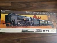 **Brand New** Hornby Venice Simplon Orient Express Train Set