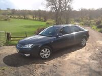 Ford Mondeo 2.0 TDi, Alloy wheels, abs, electric windows, air con and central locking.