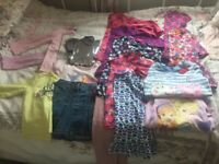 2-3 years girls clothing bundle