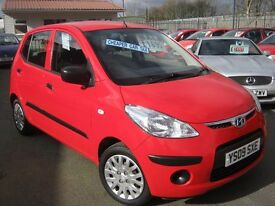 HYUNDAI I10 CLASSIC 2009 1.2 ONLY £30 TAX.BARGAIN £1695 DEBIT CARDS WELCOME