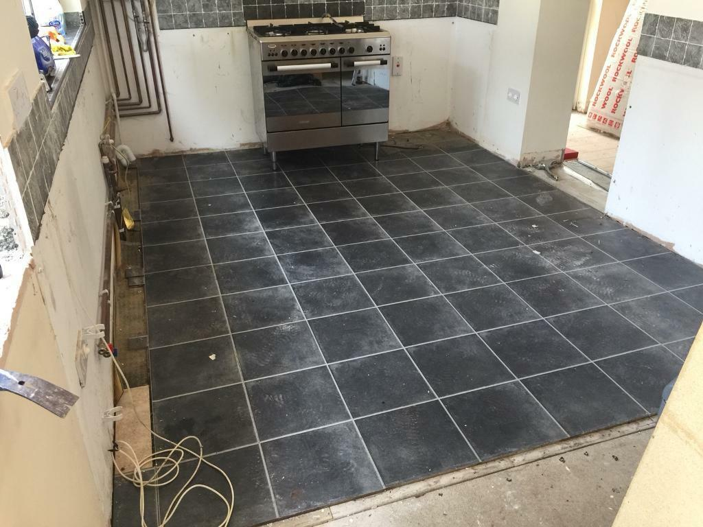 Slate Tile Effect Laminate Flooring In Paignton Devon Gumtree
