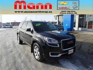 2015 GMC Acadia SLE1 - PST paid, Bluetooth, Remote start, Cruise