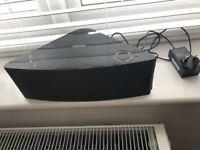 Samsung M5 WAM550 Bluetooth speaker.