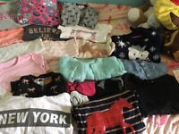 5/6 years girls clothes bundle