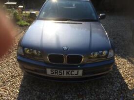 BMW 316i SE 1.9 2001