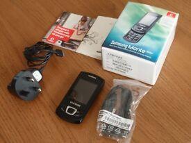 Samsung Mobile Phone GT- E2550