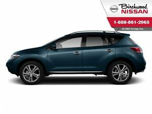 2013 Nissan Murano SL/AWD/LTHR/REMOTE START /SUNROOF/HTD SEATS