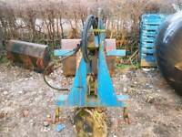 tractor 3 point linkage rear loader