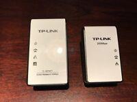 TP-Link AV200 Wireless Wifi Powerline Kit