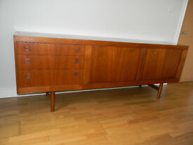 Vintage teak sideboard by Beithcraft