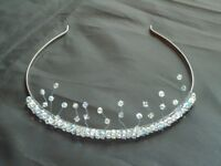 Crystal Tiara for wedding or ball