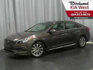 2015 Hyundai Sonata 2.4L Sport /THANKSGIVING LEFTOVERS!