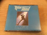 Think Lizzy Life cds