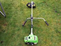 Florabest Petrol Grass Trimmer, Used ONCE!