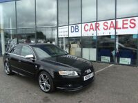FAST!! 2006 06 AUDI A4 4.2 S4 QUATTRO 4D AUTO 339 BHP **** GUARANTEED FINANCE **** PART EX WELCOME