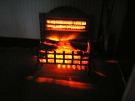 Vintage BERRY'S Electric Log-effect Fire....