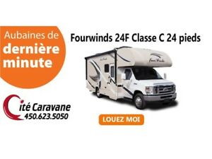 2019 Thor Fourwinds 24F Classe C ! promo de location
