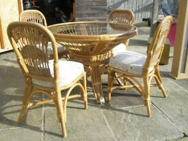 Conservatory Patio Table and Chairs