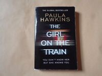THE GLOBAL BESTSELLER: The Girl On The Train
