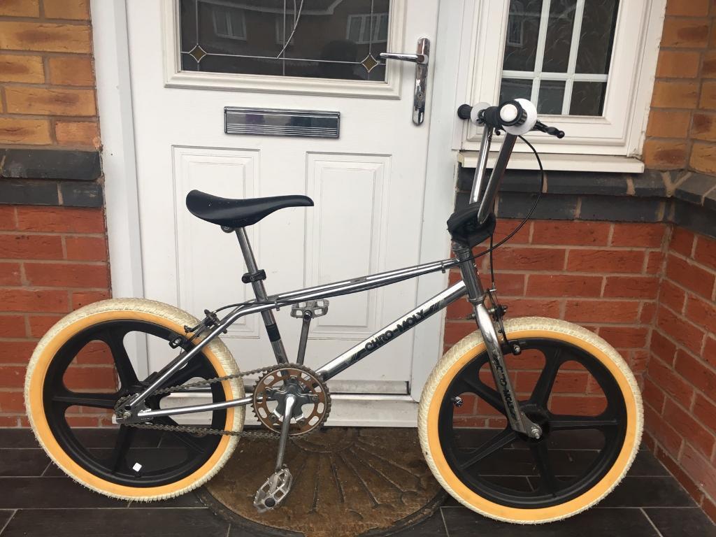 Ultra Rare Tensor Aero Pro Foxbat Bmx Bike In West Derby